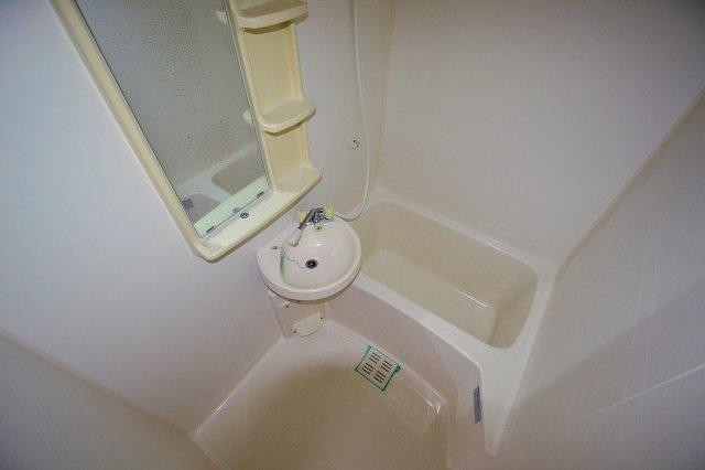 【浴室】アミティ紫塚B