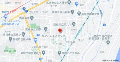 【地図】清水ビル (株)Roots