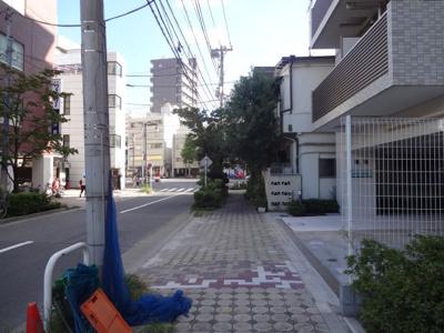 【周辺】アイル日暮里弐番館・東京山手