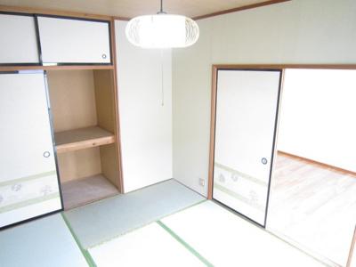 【和室】東松山レジデンス