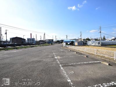 【駐車場】シティステーション弐番館