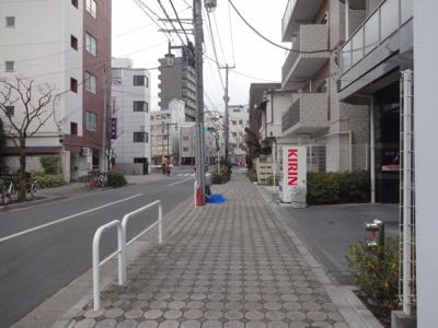 【周辺】tradis nippori E