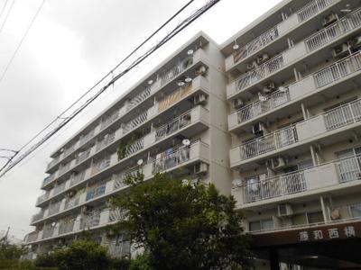 【外観】藤和西横浜ハイタウン