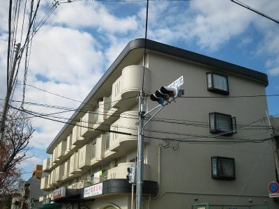 【外観】ハイツホリウチ