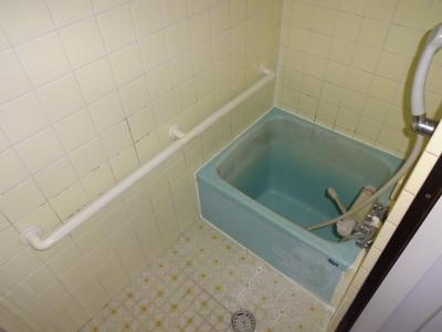 【浴室】蛍池南町テラスハウス
