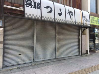 【外観】本町売地
