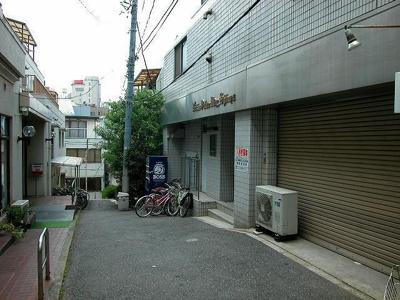 日興パレスビル渋谷の外観です。