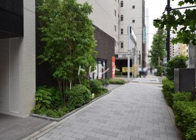 【周辺】パークアクシス東日本橋ステーションゲート