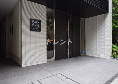 【エントランス】パークアクシス東日本橋ステーションゲート