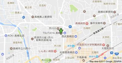【地図】ジョイライフマンション (株)Roots