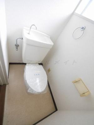 【トイレ】石井ハイツ