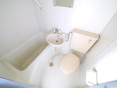 【トイレ】テンサー辰巳