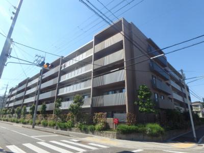 【外観】甲子園三番町ハイツ