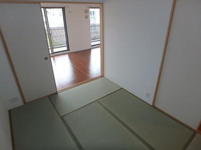 【寝室】甲子園三番町ハイツ