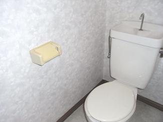 【トイレ】ハイツ・スズキ