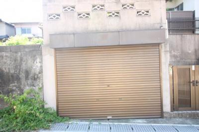 【駐車場】宇治市神明宮北 中古戸建
