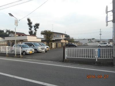 【外観】アンフィニ第一駐車場