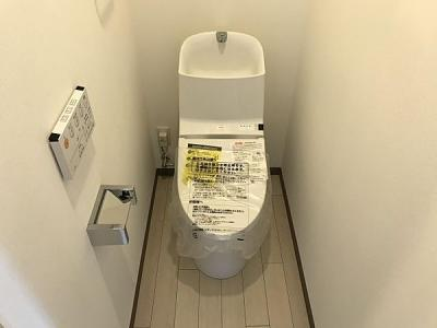 【トイレ】ラ・フォーレ久宝園