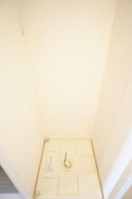 リブリ・湘南台の室内洗濯置