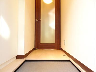 【玄関】フレンドリーハマダヤマⅢ