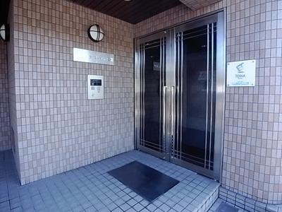 【エントランス】コレクトフォーレ住道