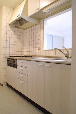 【キッチン】札幌19Lビル
