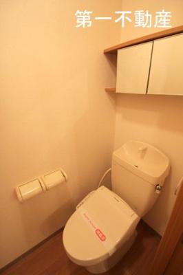 【トイレ】サウスヒルズ