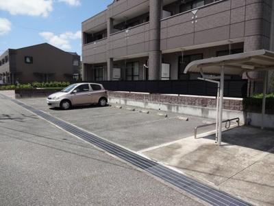 【駐車場】パークサイド