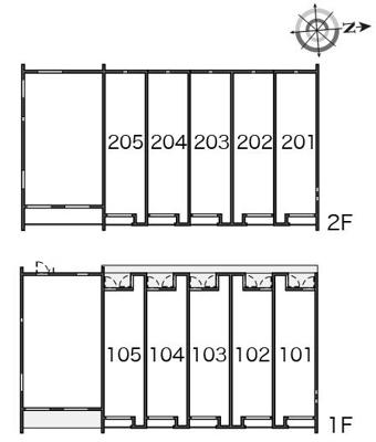 【地図】クレイノシャンドフルール