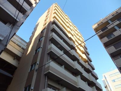 2011年築。鉄骨鉄筋コンクリート造11階建て