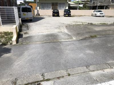城間駐車場