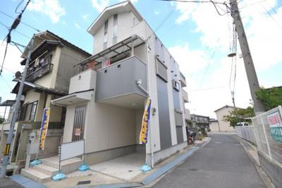 【駐車場】堺市北区百舌鳥西之町 中古戸建