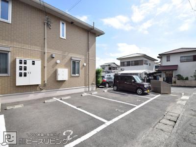 【駐車場】エスポワール横須