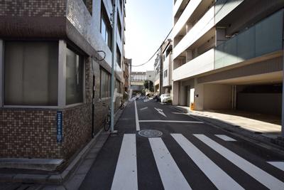 【周辺】ドゥーエ日本橋浜町