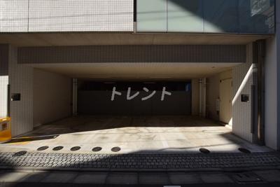 【エントランス】ドゥーエ日本橋浜町