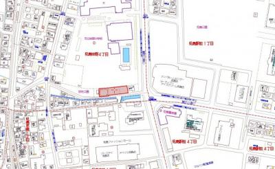 児島駅・小学校・中学校・児島公園・ショッピングセンター 徒歩圏内にそろっています
