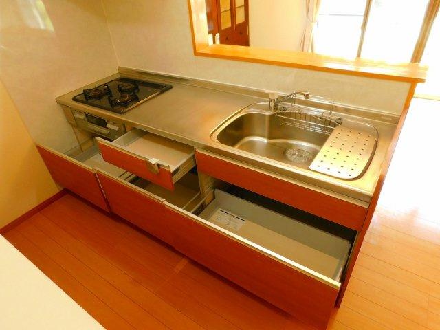 【キッチン】Hasuクレスト