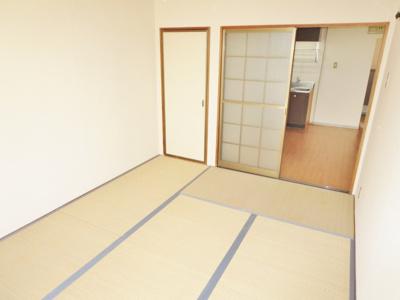 【寝室】パークレイン