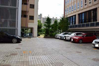 【駐車場】メロディーハイム法円坂