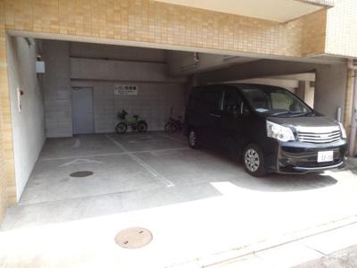 【駐車場】メゾン・ド・レカン