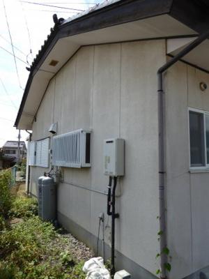 【外観】南アルプス賃貸戸建米山住宅