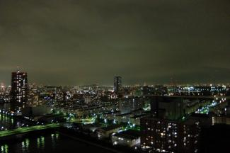 夜景:東側