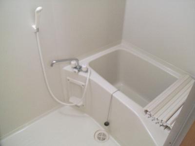 【浴室】オーキッドスクエア