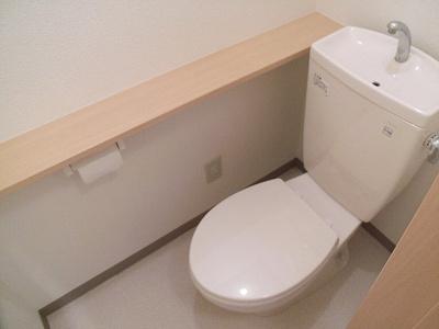 【トイレ】オーキッドスクエア