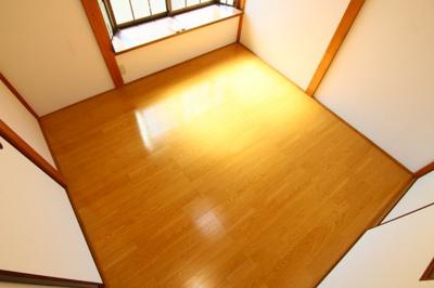 【寝室】ハイツ柿澤