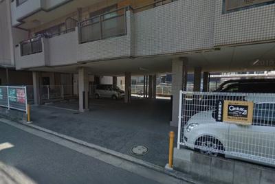 【駐車場】ベルメゾン御陵Ⅰ 店舗事務所