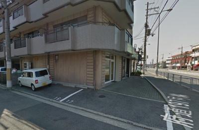 【外観】ベルメゾン御陵Ⅰ 店舗事務所