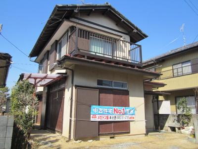 【外観】加須市南町中古住宅