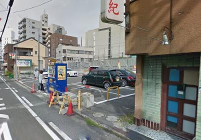 【外観】翁橋町 店舗事務所