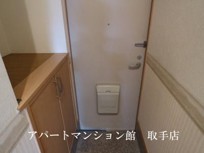 【玄関】カーペンターハウス